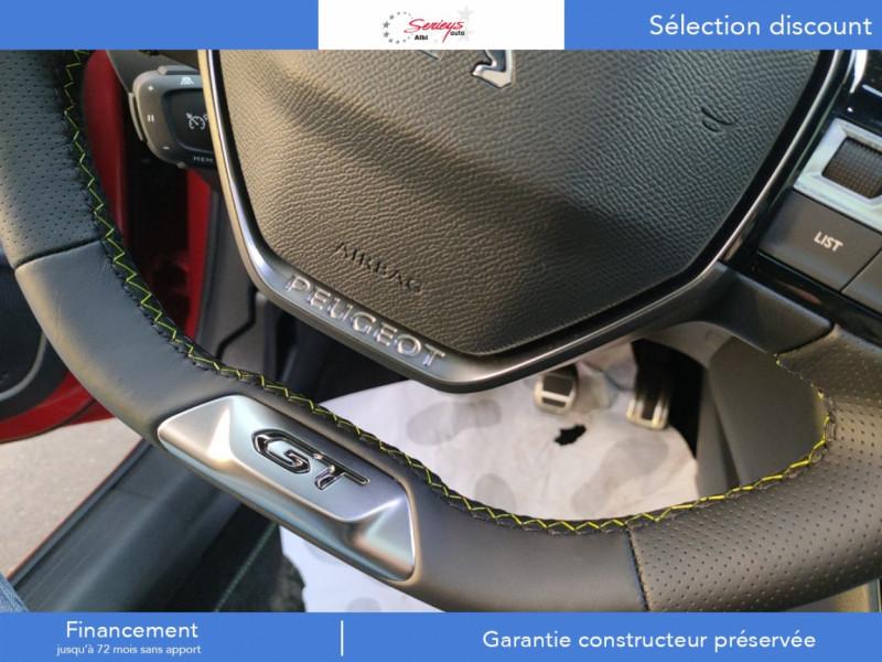 Photo 27 de l'offre de PEUGEOT 208 GT Pack BlueHDi 100 Camera AR+Toit Pan à 23880€ chez Garage Serieys Auto