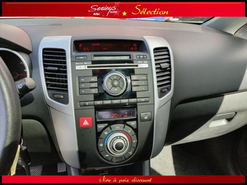 Photo 11 de l'offre de KIA VENGA Urban Chic 1.6 CRDi 115 Toit Ouvrant à 7780€ chez Garage Serieys Auto