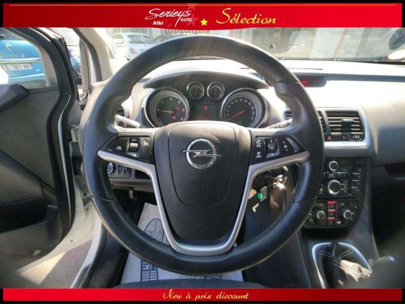 Photo 21 de l'offre de OPEL MERIVA Cosmo 1.3 CDTI 95 JA16+REGUL+CLIM AUTO à 5880€ chez Garage Serieys Auto