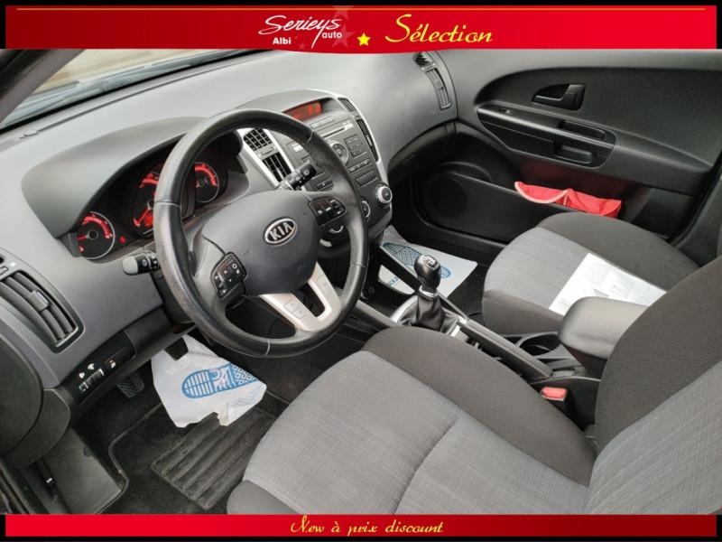 Photo 4 de l'offre de KIA CEE'D SW Active 1.6 CRDi 115 SW JA+Regul à 6880€ chez Garage Serieys Auto