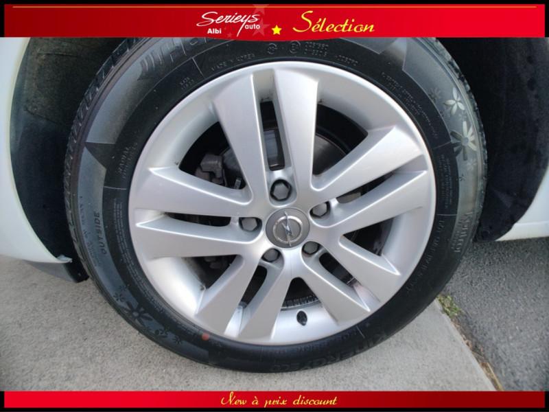 Photo 7 de l'offre de OPEL MERIVA Cosmo 1.3 CDTI 95 JA16+REGUL+CLIM AUTO à 5880€ chez Garage Serieys Auto