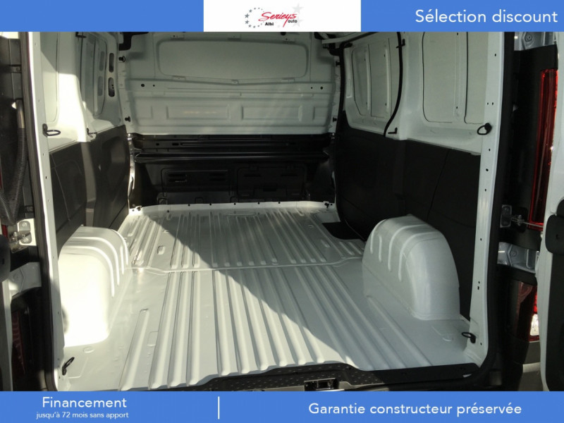 Photo 10 de l'offre de RENAULT TRAFIC FGN GRAND CONFORT 2.0 BlueDCI 120 L2H1 à 27680€ chez Garage Serieys Auto
