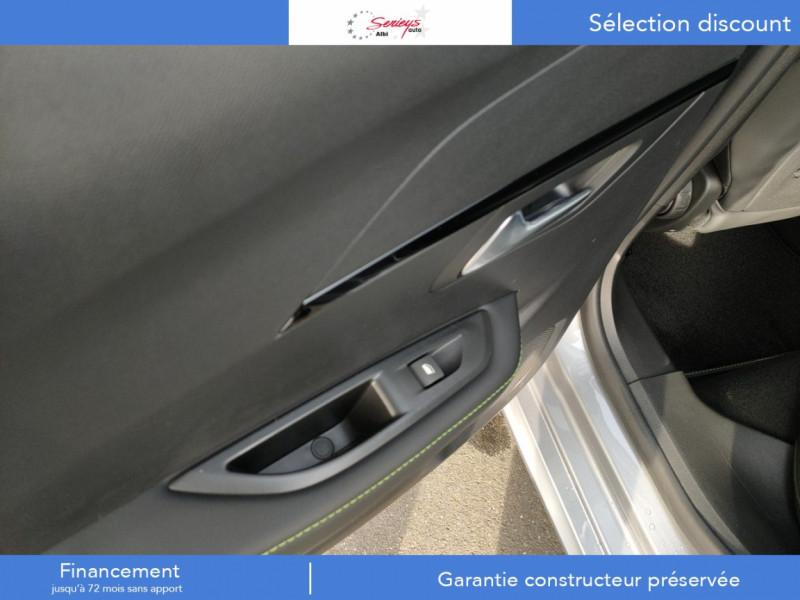 Photo 8 de l'offre de PEUGEOT 208 GT Pack BlueHDi 100 Camera AR+Toit Pan à 23880€ chez Garage Serieys Auto