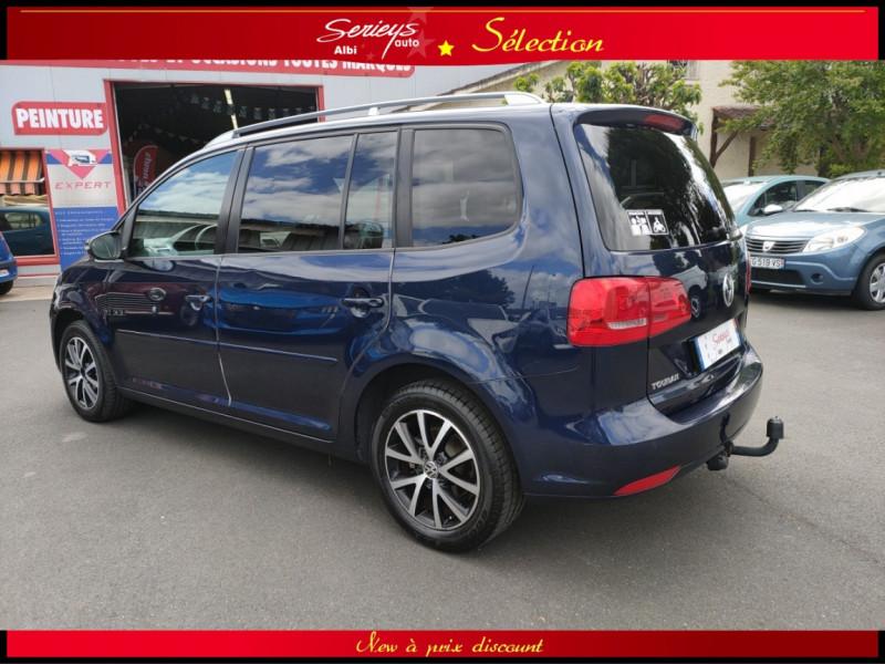 Photo 28 de l'offre de VOLKSWAGEN TOURAN Confort line 1.6 TDI 105 JA à 10480€ chez Garage Serieys Auto