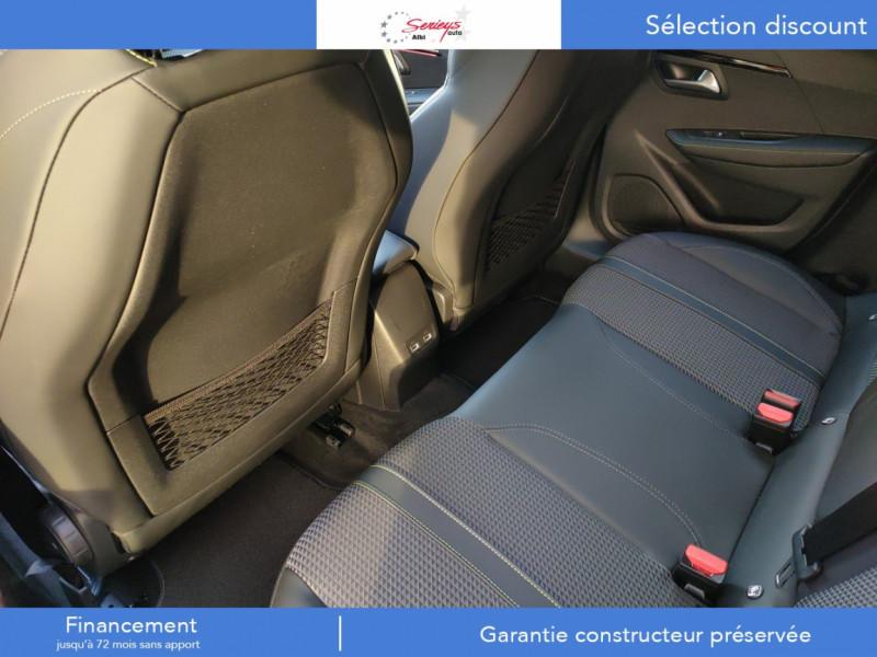 Photo 25 de l'offre de PEUGEOT 208 GT Pack BlueHDi 100 Camera AR+Toit Pan à 23880€ chez Garage Serieys Auto
