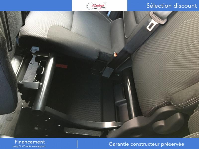 Photo 4 de l'offre de RENAULT TRAFIC FGN GRAND CONFORT BlueDCI 120 L2H1 à 27680€ chez Garage Serieys Auto