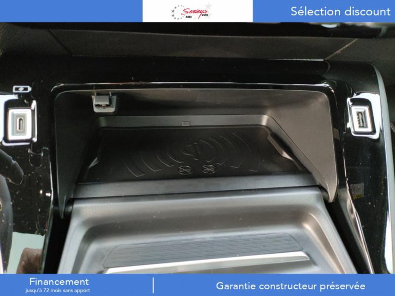 Photo 44 de l'offre de PEUGEOT 208 GT Pack BlueHDi 100 Camera AR+Toit Pan à 23880€ chez Garage Serieys Auto