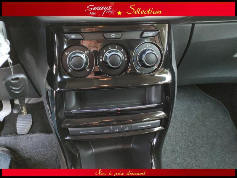 Photo 2 de l'offre de CITROEN C3 Feel Edition BlueHDi 75 GPS+CAMERA+JA à 9680€ chez Garage Serieys Auto