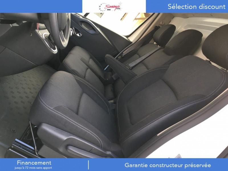 Photo 14 de l'offre de RENAULT TRAFIC FGN GRAND CONFORT 2.0 BlueDCI 120 L2H1 à 27680€ chez Garage Serieys Auto