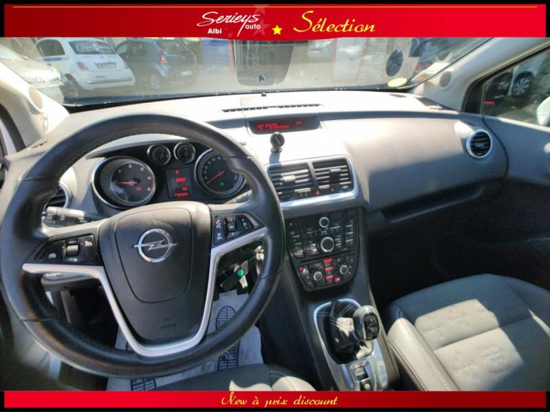 Photo 24 de l'offre de OPEL MERIVA Cosmo 1.3 CDTI 95 JA16+REGUL+CLIM AUTO à 5880€ chez Garage Serieys Auto