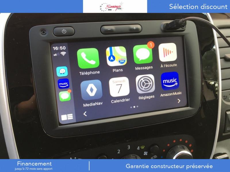 Photo 45 de l'offre de RENAULT TRAFIC FGN GRAND CONFORT 2.0 BlueDCI 120 L2H1 à 27680€ chez Garage Serieys Auto