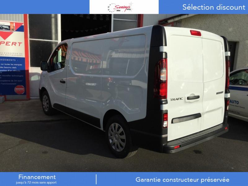 Photo 7 de l'offre de RENAULT TRAFIC FGN GRAND CONFORT 2.0 BlueDCI 120 L2H1 à 27680€ chez Garage Serieys Auto