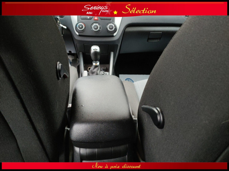 Photo 18 de l'offre de KIA CEE'D SW Active 1.6 CRDi 115 SW JA+Regul à 6880€ chez Garage Serieys Auto
