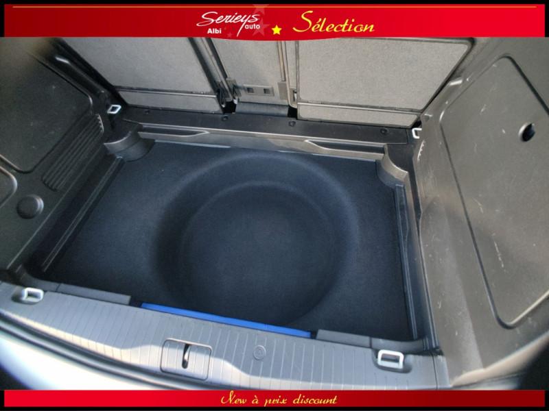 Photo 37 de l'offre de OPEL MERIVA Cosmo 1.3 CDTI 95 JA16+REGUL+CLIM AUTO à 5880€ chez Garage Serieys Auto