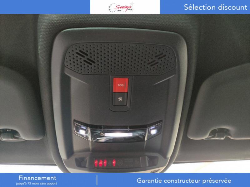 Photo 32 de l'offre de PEUGEOT 208 GT Pack BlueHDi 100 Camera AR+Toit Pan à 23880€ chez Garage Serieys Auto