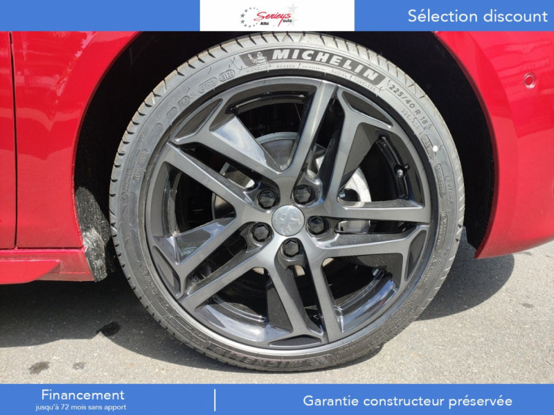 Photo 8 de l'offre de PEUGEOT 308 GT Pack BlueHDi 130 EAT8 TOIT PANOJA18 à 28000€ chez Garage Serieys Auto