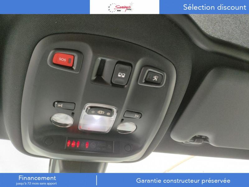 Photo 19 de l'offre de PEUGEOT 308 GT Pack BlueHDi 130 EAT8 TOIT PANOJA18 à 28000€ chez Garage Serieys Auto