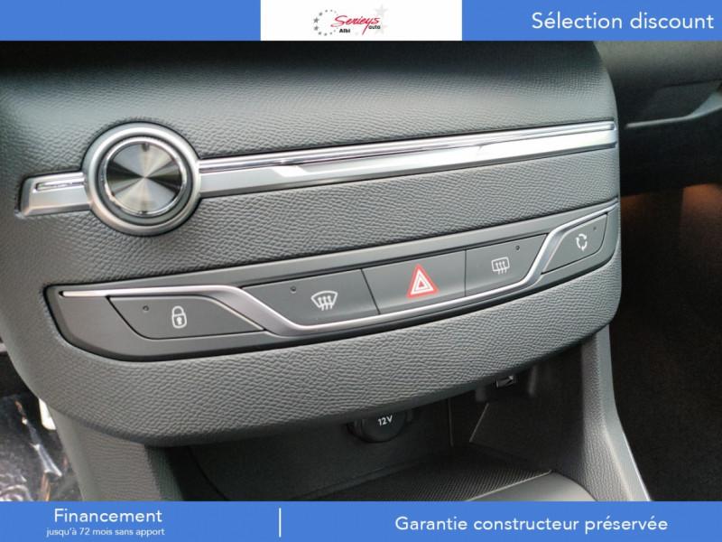 Photo 45 de l'offre de PEUGEOT 308 GT Pack BlueHDi 130 EAT8 TOIT PANOJA18 à 28000€ chez Garage Serieys Auto