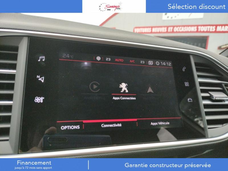 Photo 2 de l'offre de PEUGEOT 308 GT Pack BlueHDi 130 EAT8 TOIT PANOJA18 à 28000€ chez Garage Serieys Auto