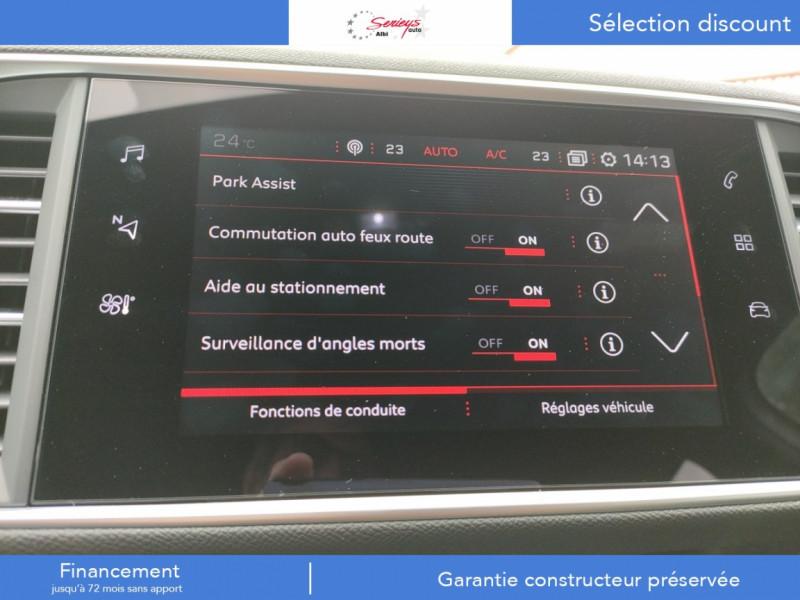Photo 39 de l'offre de PEUGEOT 308 GT Pack BlueHDi 130 EAT8 TOIT PANOJA18 à 28000€ chez Garage Serieys Auto