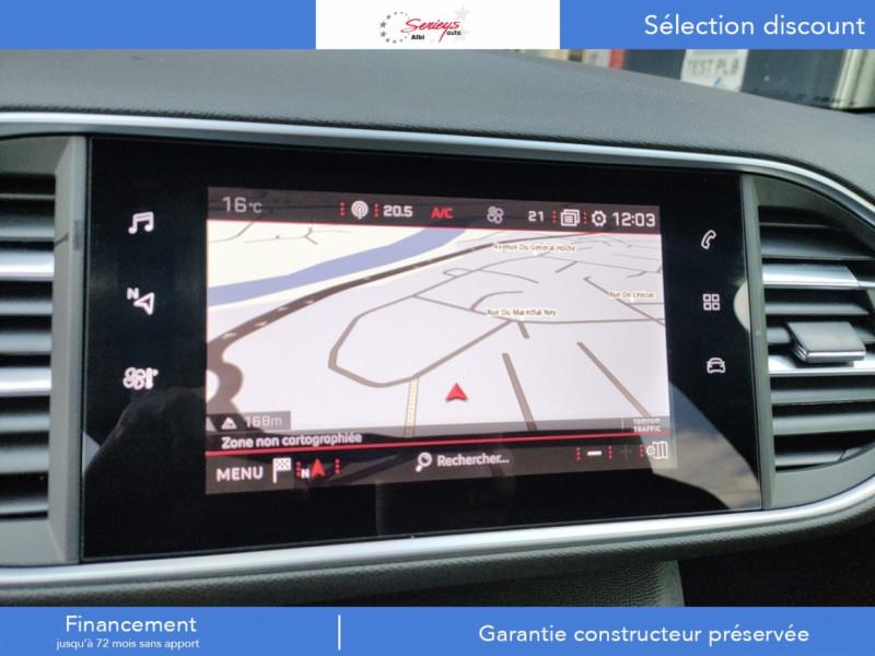 Photo 23 de l'offre de PEUGEOT 308 GT Pack BlueHDi 130 EAT8 TOIT PANOJA18 à 28000€ chez Garage Serieys Auto