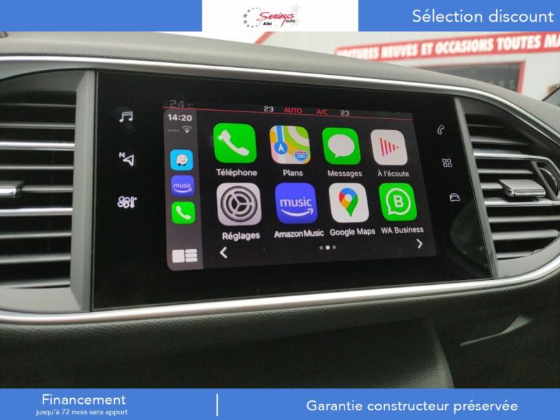Photo 43 de l'offre de PEUGEOT 308 GT Pack BlueHDi 130 EAT8 TOIT PANOJA18 à 28000€ chez Garage Serieys Auto