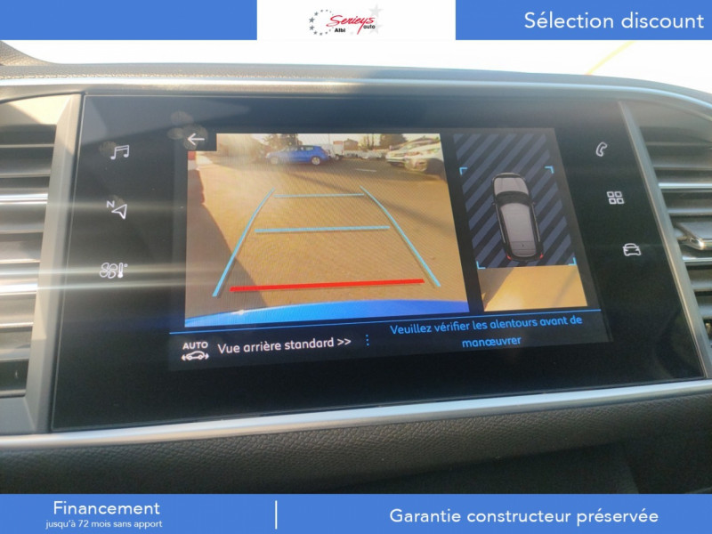 Photo 27 de l'offre de PEUGEOT 308 Allure Pack BlueHDi 130 EAT8 Led+JA16 à 24680€ chez Garage Serieys Auto