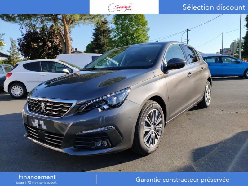 Peugeot 308 Allure Pack BlueHDI 130 LED+PK ASSIST Diesel GRIS PLATINIUM METAL Neuf à vendre