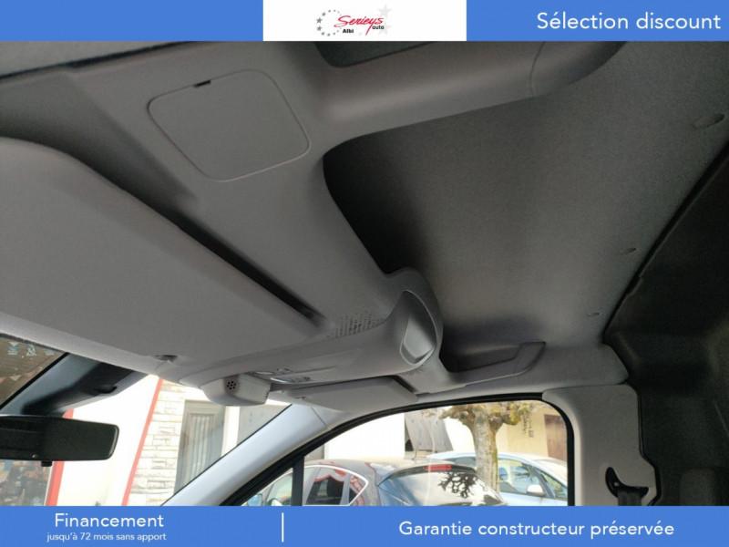 Photo 2 de l'offre de PEUGEOT PARTNER FGN PREMIUM BLUEHDI 100 3 PL à 18900€ chez Garage Serieys Auto