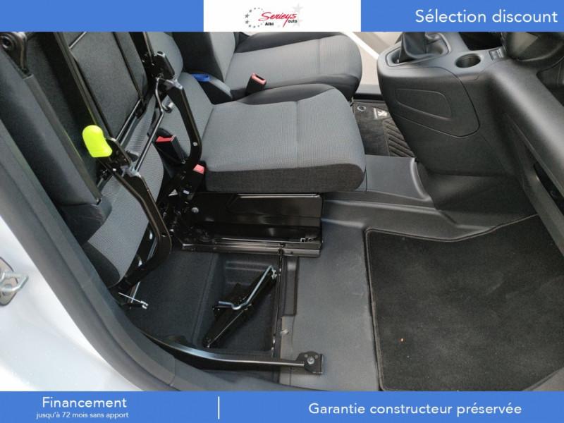 Photo 15 de l'offre de PEUGEOT PARTNER FGN PREMIUM BLUEHDI 100 3 PL à 18900€ chez Garage Serieys Auto