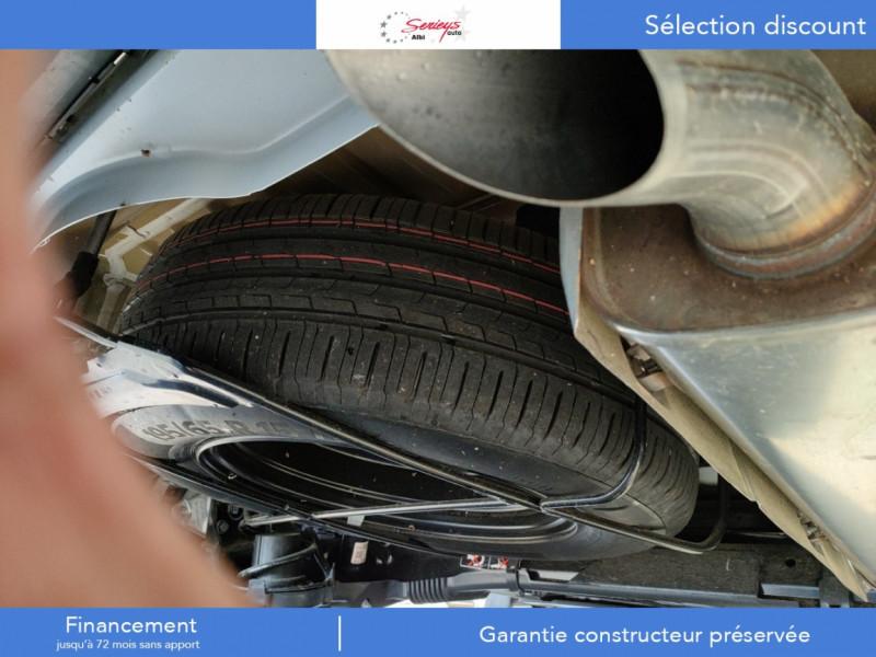 Photo 9 de l'offre de PEUGEOT PARTNER FGN PRO PURETECH 110 CLIM+REGUL+2P à 15980€ chez Garage Serieys Auto