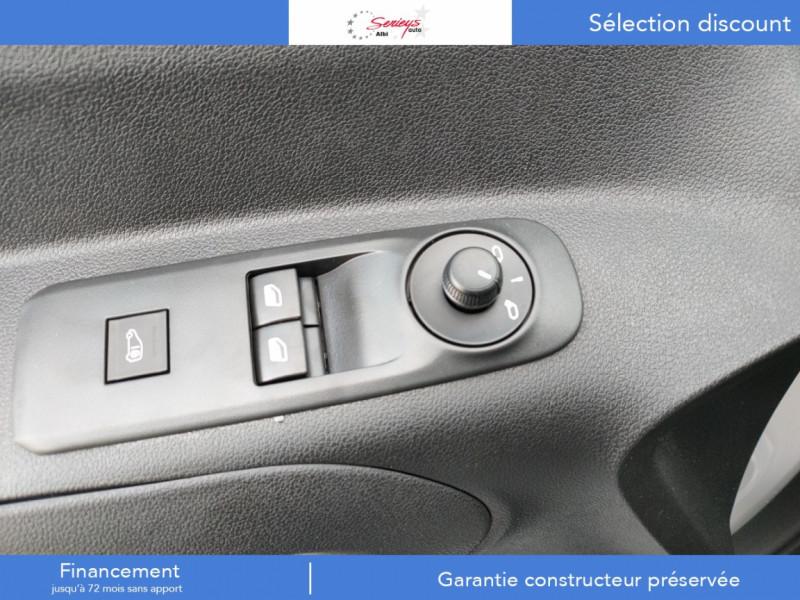 Photo 23 de l'offre de PEUGEOT PARTNER FGN PREMIUM BLUEHDI 100 3 PL à 18900€ chez Garage Serieys Auto