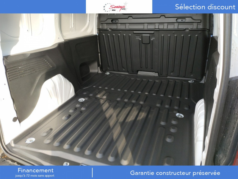 Photo 13 de l'offre de PEUGEOT PARTNER FGN PRO PURETECH 110 CLIM+REGUL+2P à 15980€ chez Garage Serieys Auto