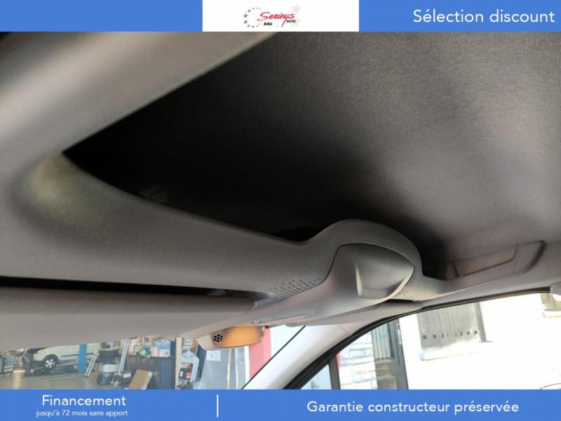 Photo 6 de l'offre de PEUGEOT PARTNER FGN PRO PURETECH 110 CLIM+REGUL+2P à 15980€ chez Garage Serieys Auto