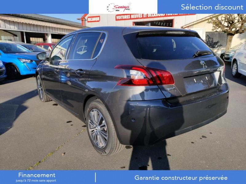Photo 22 de l'offre de PEUGEOT 308 Allure Pack BlueHDI 130 LED+PK ASSIST à 22980€ chez Garage Serieys Auto
