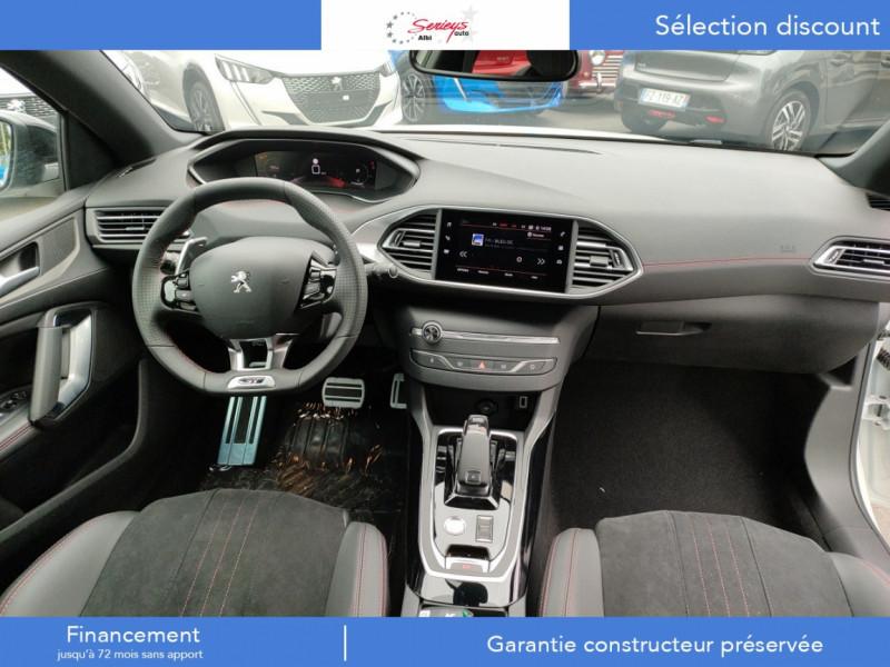 Photo 41 de l'offre de PEUGEOT 308 GT Pack BlueHDi 130 EAT8 TOIT PANOJA18 à 28000€ chez Garage Serieys Auto