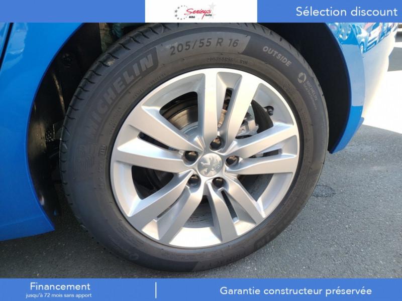 Photo 21 de l'offre de PEUGEOT 308 Active Pack BlueHDi 130 GPS+Camera AR à 20980€ chez Garage Serieys Auto