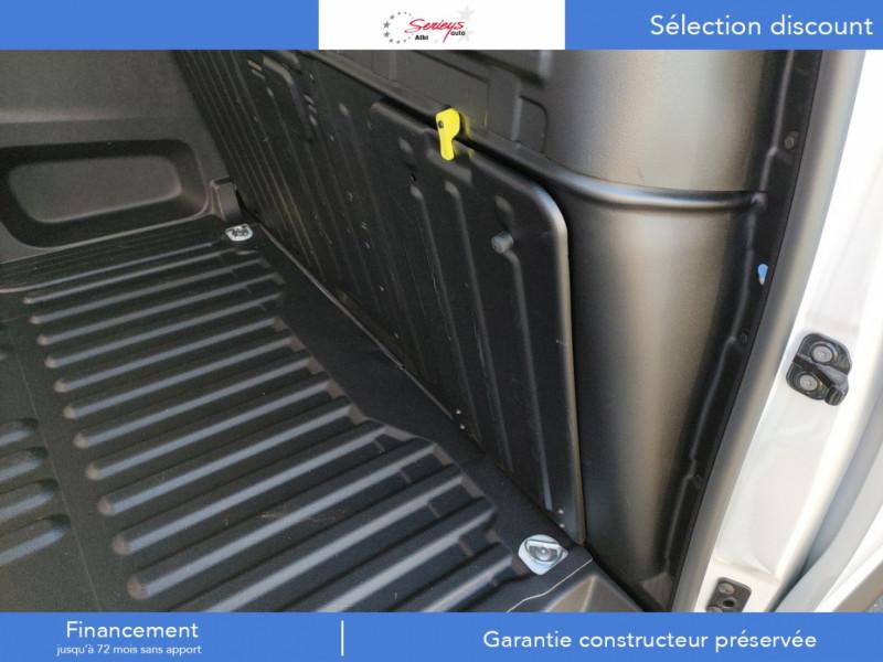 Photo 19 de l'offre de PEUGEOT PARTNER FGN PRO BLUEHDI 100 STD CAMERA+3PL à 18480€ chez Garage Serieys Auto
