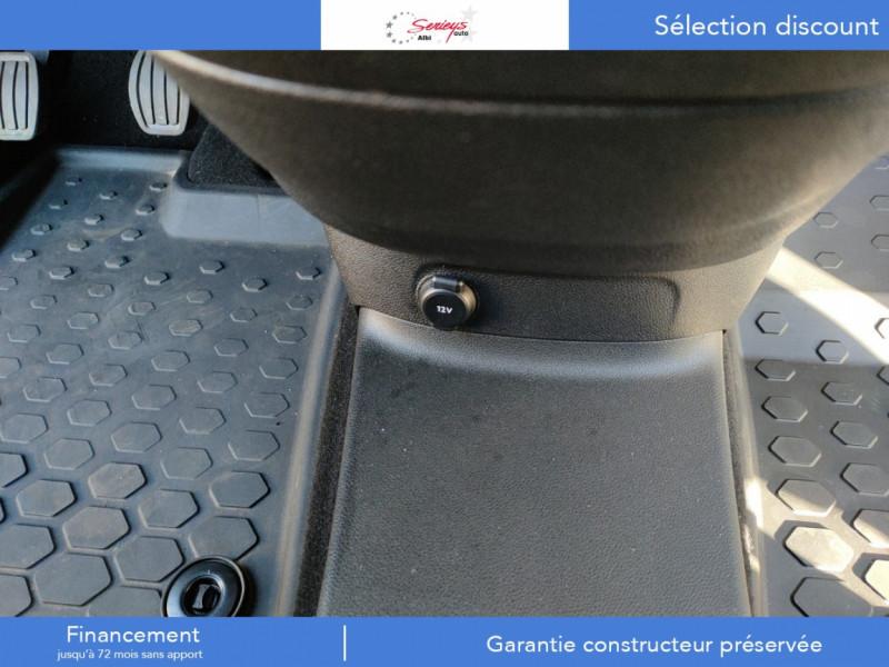 Photo 28 de l'offre de PEUGEOT PARTNER FGN PRO BLUEHDI 100 STD CAMERA+3PL à 18480€ chez Garage Serieys Auto