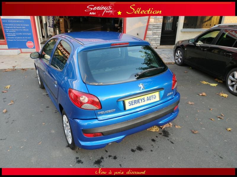 Photo 5 de l'offre de PEUGEOT 206+ URBAN 1.4 HDi 70 CLIM à 4980€ chez Garage Serieys Auto