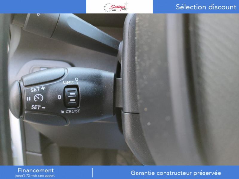 Photo 24 de l'offre de PEUGEOT PARTNER FGN PRO BLUEHDI 100 STD CAMERA+3PL à 18480€ chez Garage Serieys Auto