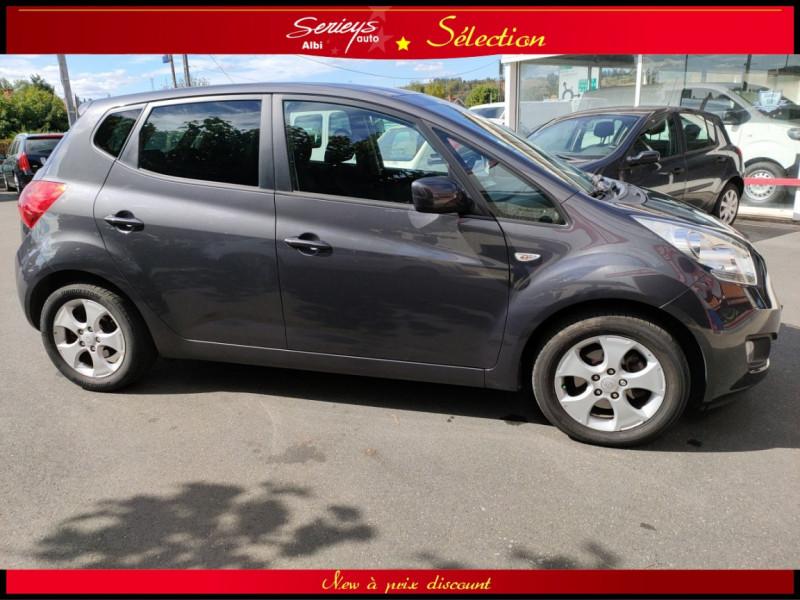 Photo 22 de l'offre de KIA VENGA Urban Chic 1.6 CRDi 115 Toit Ouvrant à 7780€ chez Garage Serieys Auto