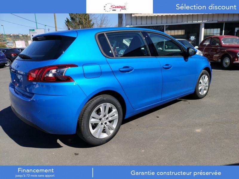 Photo 20 de l'offre de PEUGEOT 308 Active Pack BlueHDi 130 GPS+Camera AR à 20980€ chez Garage Serieys Auto