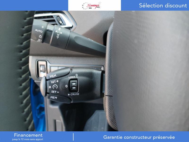 Photo 23 de l'offre de PEUGEOT 308 Active Pack BlueHDi 130 GPS+Camera AR à 20980€ chez Garage Serieys Auto