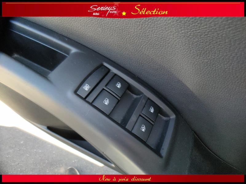 Photo 2 de l'offre de OPEL MERIVA Cosmo 1.3 CDTI 95 JA16+REGUL+CLIM AUTO à 5880€ chez Garage Serieys Auto