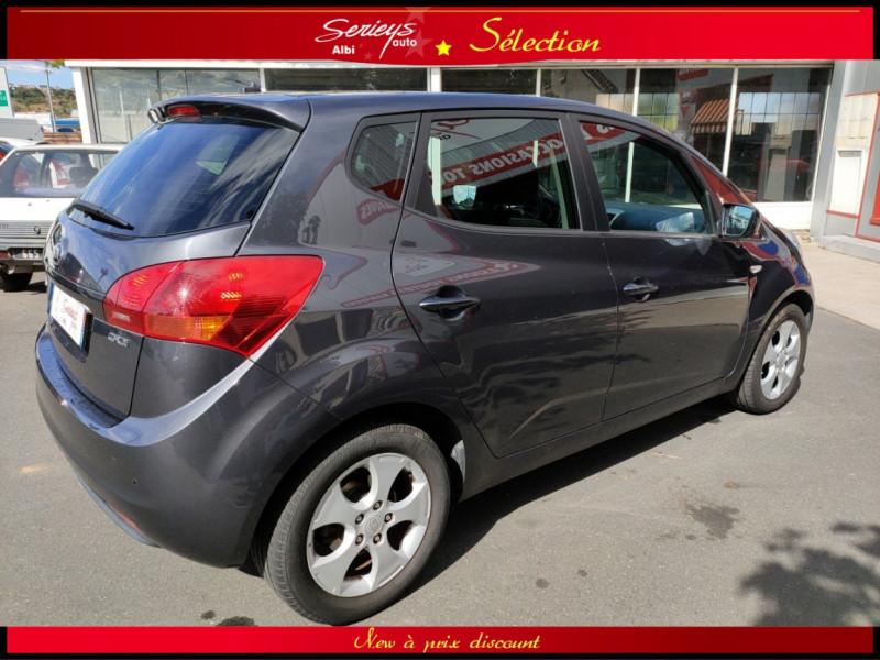 Photo 13 de l'offre de KIA VENGA Urban Chic 1.6 CRDi 115 Toit Ouvrant à 7780€ chez Garage Serieys Auto
