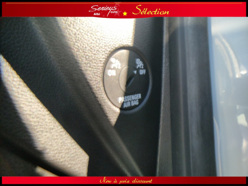 Photo 34 de l'offre de OPEL MERIVA Cosmo 1.3 CDTI 95 JA16+REGUL+CLIM AUTO à 5880€ chez Garage Serieys Auto