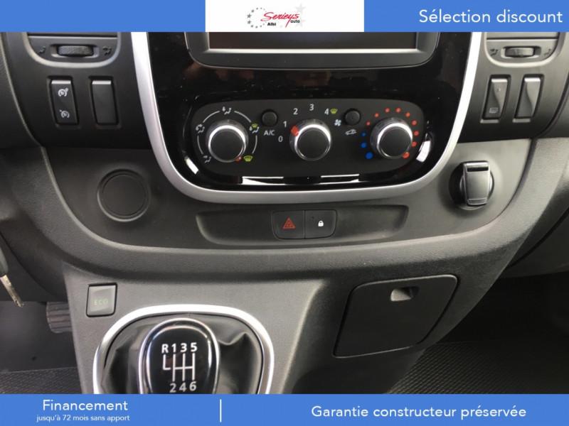 Photo 7 de l'offre de RENAULT TRAFIC FGN GRAND CONFORT BlueDCI 120 L2H1 à 25680€ chez Garage Serieys Auto