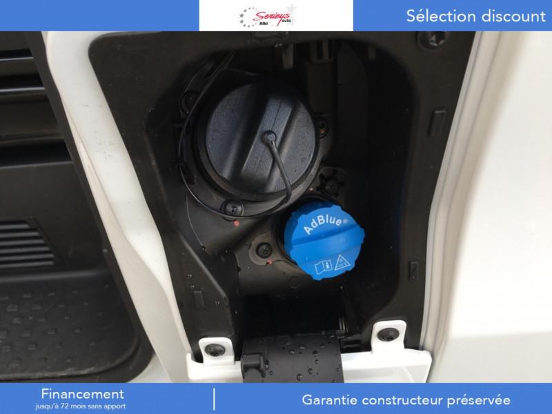 Photo 10 de l'offre de RENAULT TRAFIC FGN GRAND CONFORT BlueDCI 120 L2H1 à 25680€ chez Garage Serieys Auto