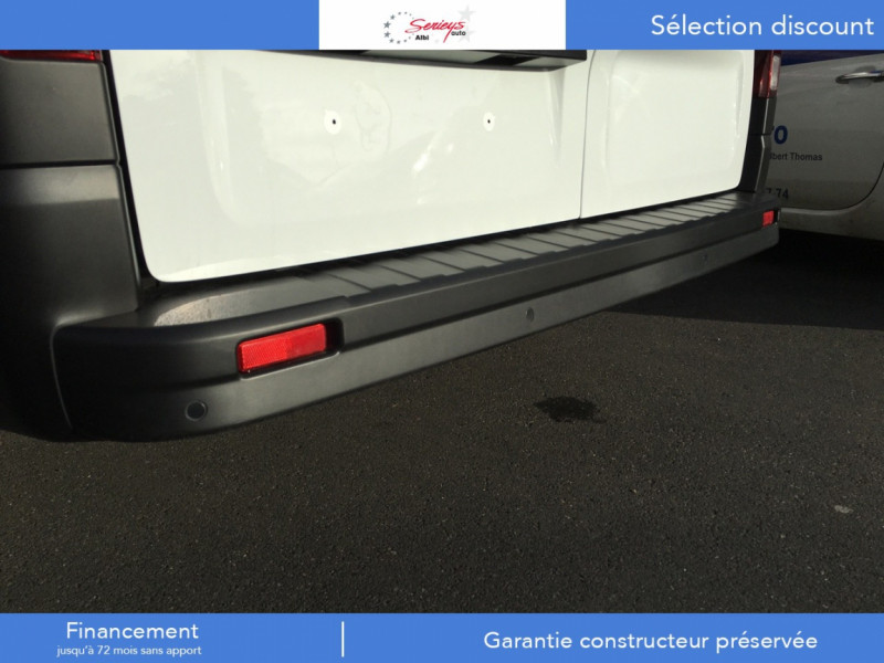 Photo 8 de l'offre de RENAULT TRAFIC FGN GRAND CONFORT BlueDCI 120 L2H1 à 25680€ chez Garage Serieys Auto